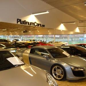 Speglar PlatinumCars 3