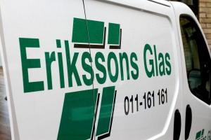 Erikssons Glas firmabil
